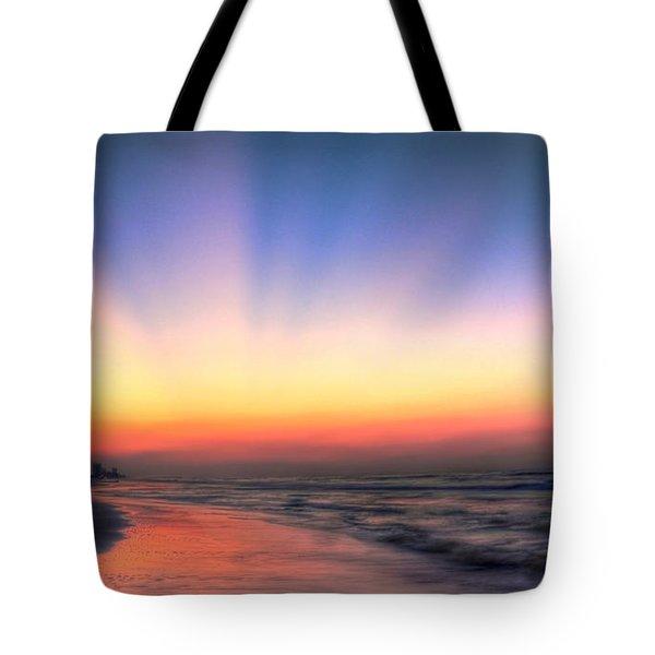 Good Morning Tote Bag by Jeff Breiman