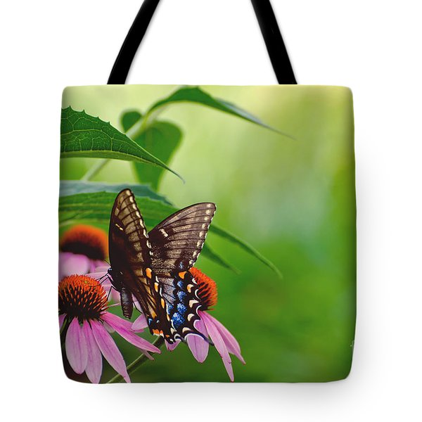 Goodbye Again Tote Bag by Lois Bryan