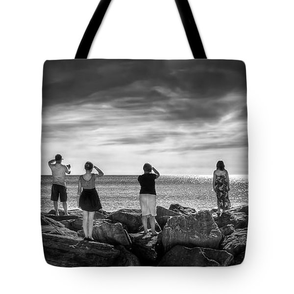 Goodbye Miss Lonely Hearts Tote Bag by Evelina Kremsdorf