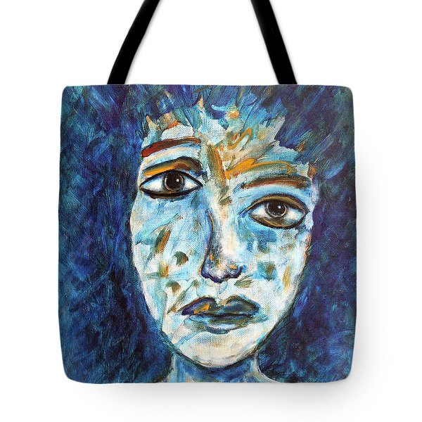 Got To Save The World Tote Bag by Natalie Holland