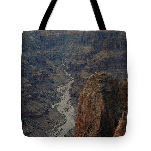 Grand Canyon-aerial Perspective Tote Bag by Douglas Barnard