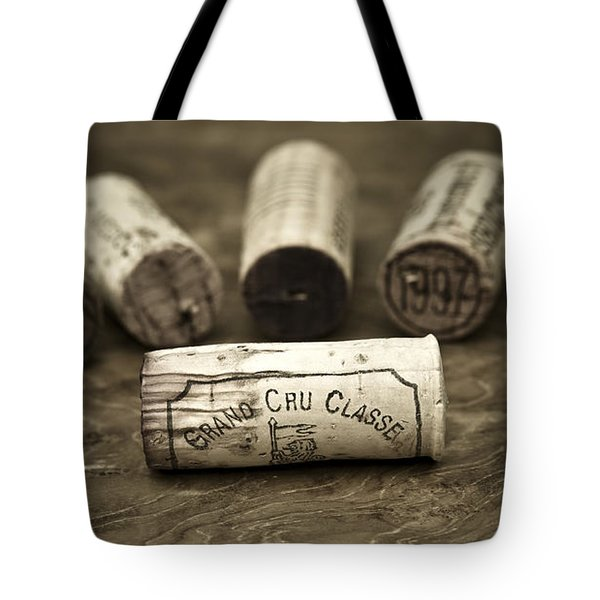 Grand Cru Classe Tote Bag by Frank Tschakert