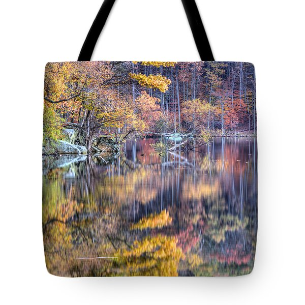 Grand Reflections Tote Bag by JC Findley
