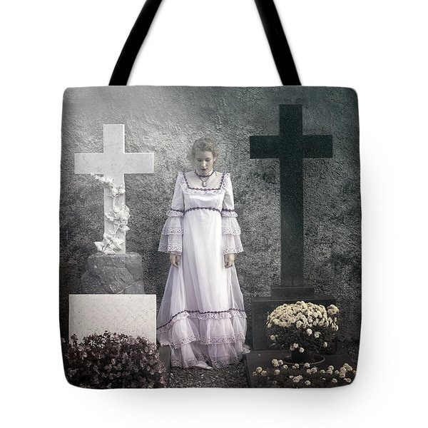 graves Tote Bag by Joana Kruse
