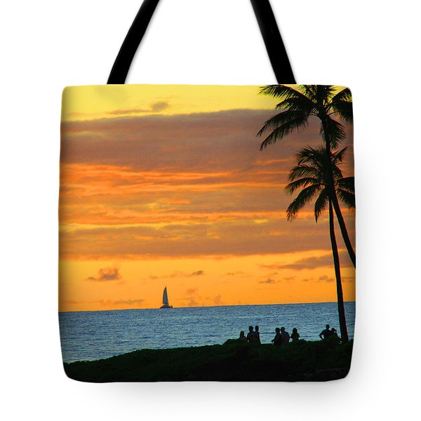 Greatest Show On Earth Tote Bag by Dana Kern
