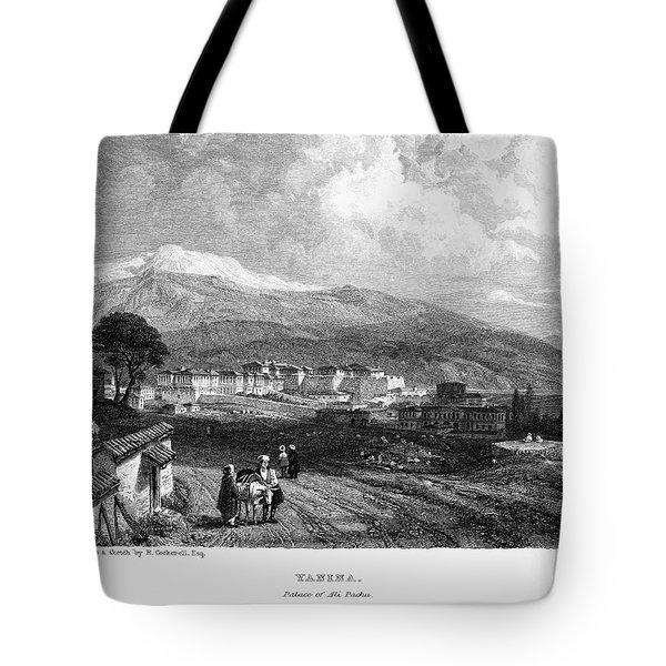 Greece: Yanina, 1833 Tote Bag by Granger
