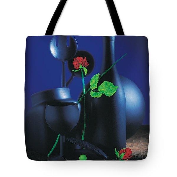 Green Pearl  Tote Bag by Mauro Celotti