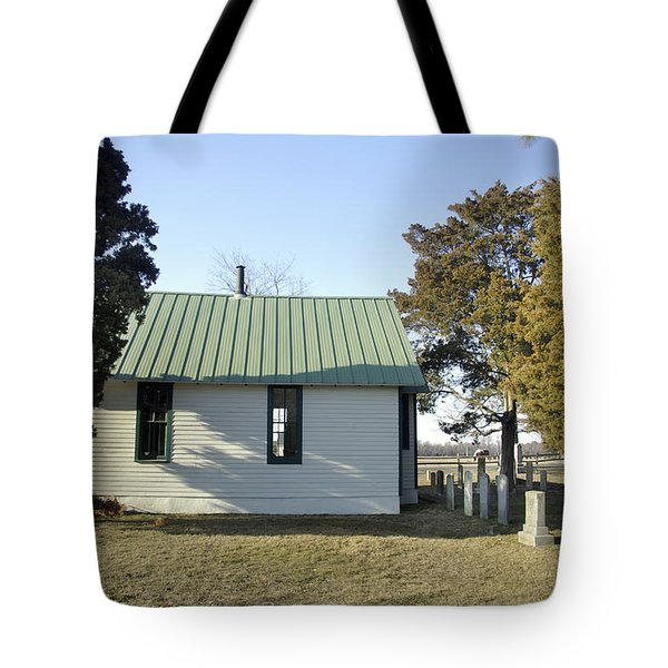 Griffiths Chapel Tote Bag by Brian Wallace