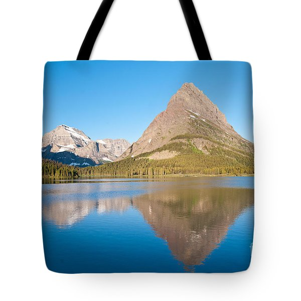 Grinnell Point Tote Bag by Andrew J Martinez and Photo Researchers