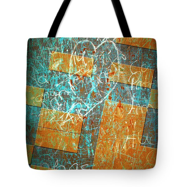 Grunge Background 6 Tote Bag by Carlos Caetano