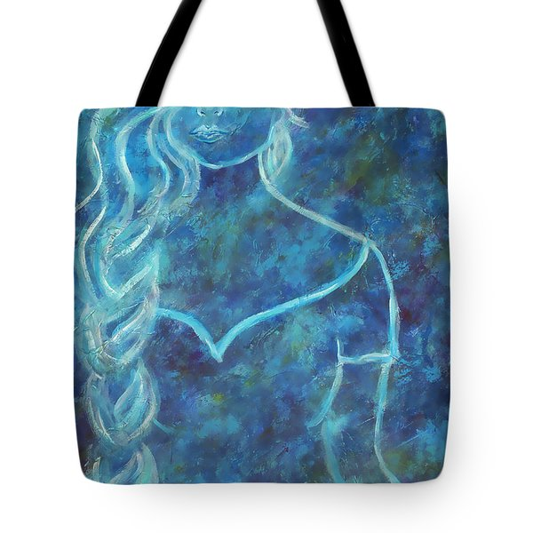 Guinevere Tote Bag by The Art With A Heart By Charlotte Phillips