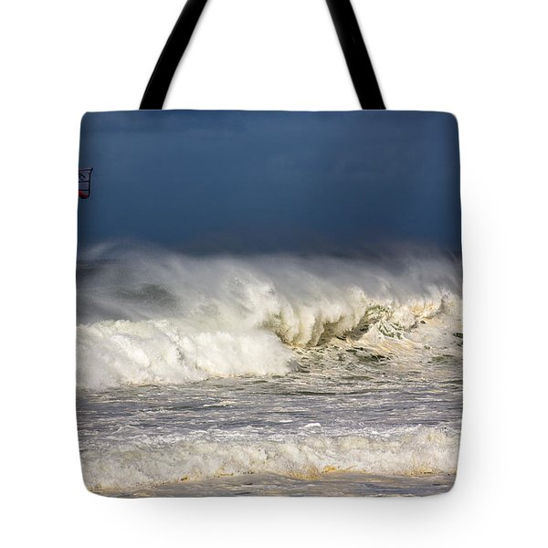 Hanging In There Tote Bag by Avalon Fine Art Photography