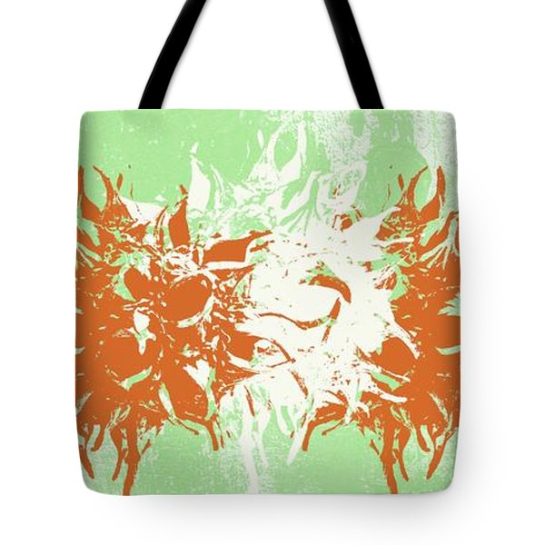 Harmony Tote Bag by Linda Woods