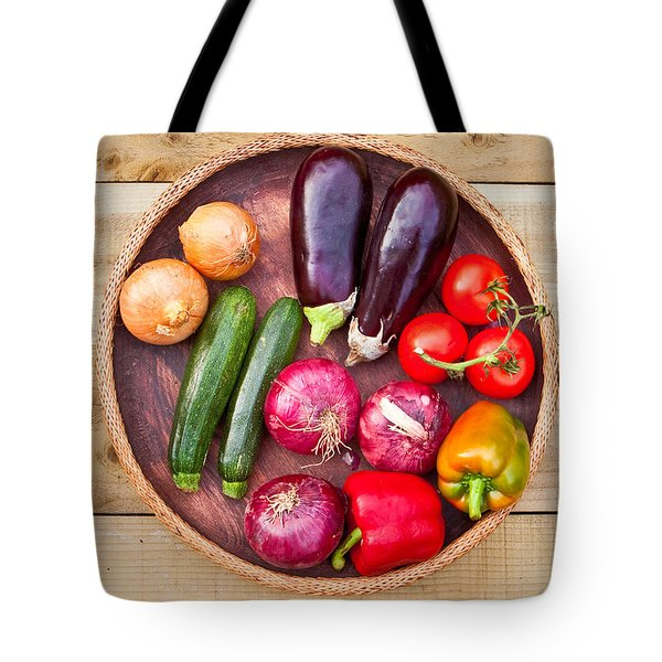 Harvest Tote Bag by Tom Gowanlock
