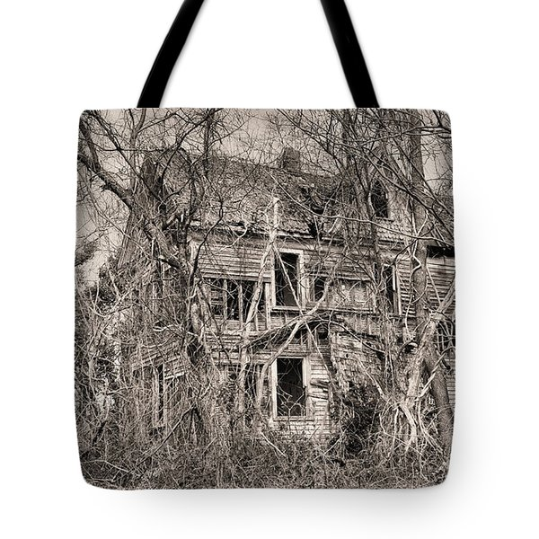 Haunting in DelMarVa Tote Bag by JC Findley