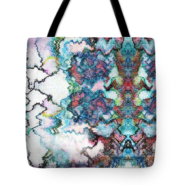 Hazed Dreams Tote Bag by Christopher Gaston