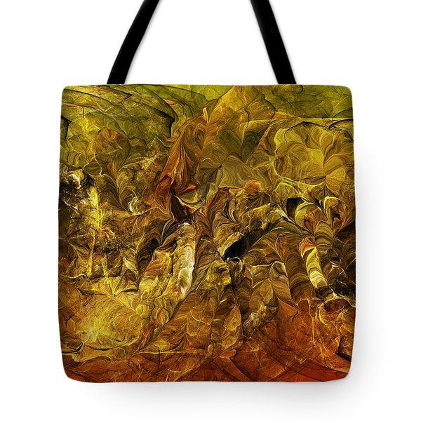 Heat Of The Battle Tote Bag by David Lane
