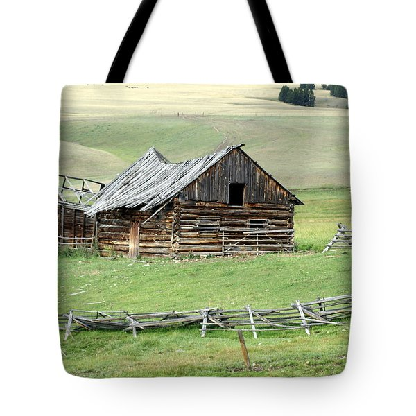 Helena Ranch Tote Bag by Marty Koch