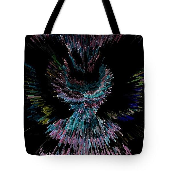 Her Cosmic Dress Or Flight Tote Bag by Marie Jamieson