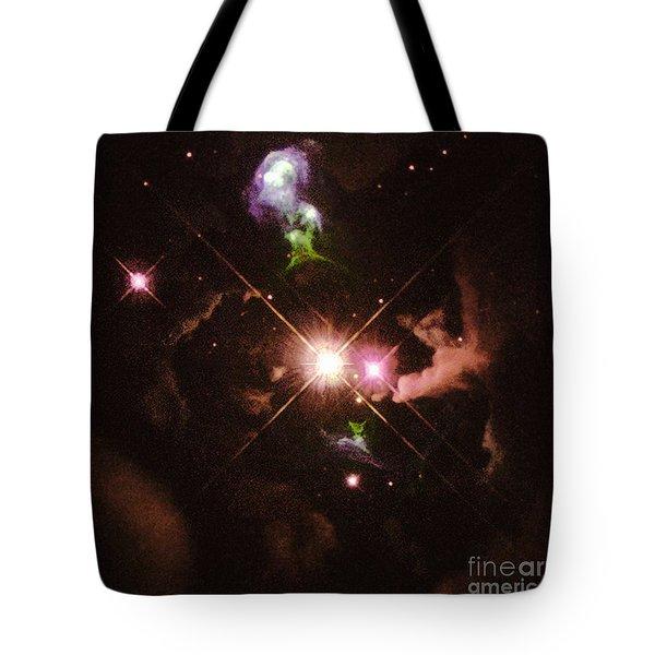 Herbig-haro 32 Tote Bag by Space Telescope Science Institute / NASA
