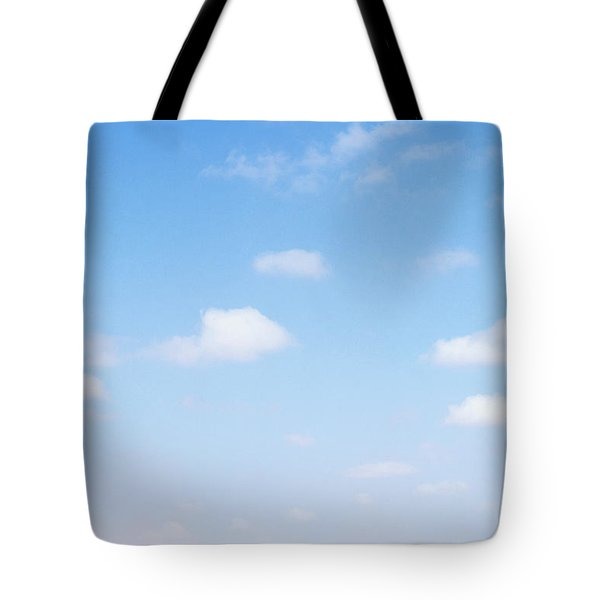 Herd Of Zebras In Dusty Scrubland Tote Bag by Axiom Photographic