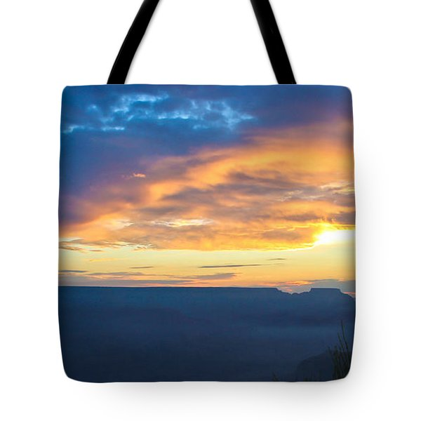 Here Comes The Sun Tote Bag by Heidi Smith