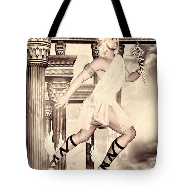 Hermes Tote Bag by Lourry Legarde