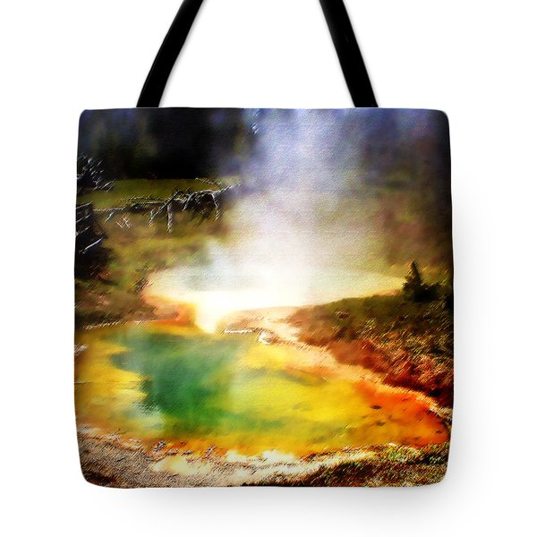 Hidden Gem Tote Bag by Ellen Heaverlo
