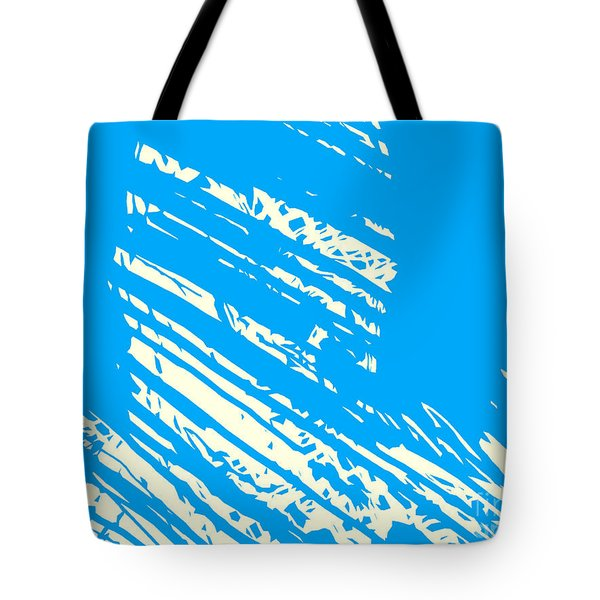 Him  Tote Bag by Pixel Chimp