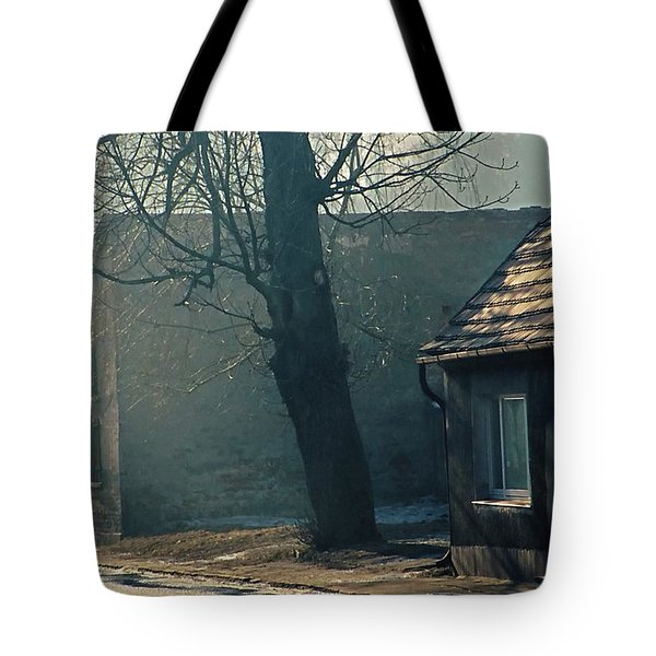 Home Tote Bag by Marcin and Dawid Witukiewicz