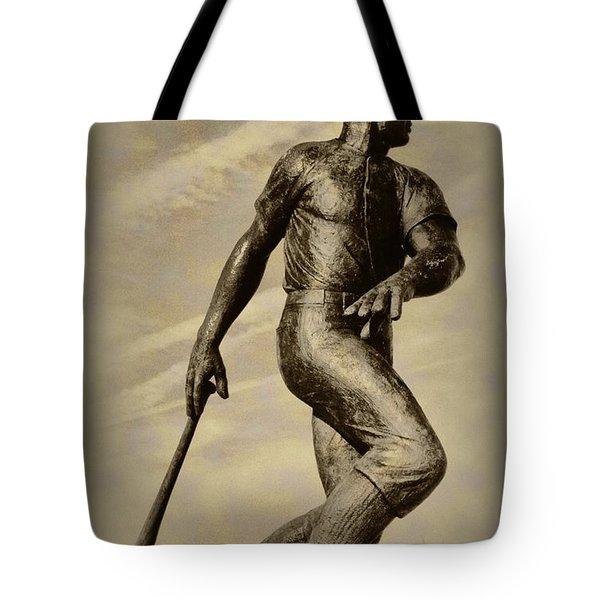 Home Run Tote Bag by Bill Cannon