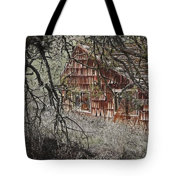 Home Sweet Home Tote Bag by Mick Anderson