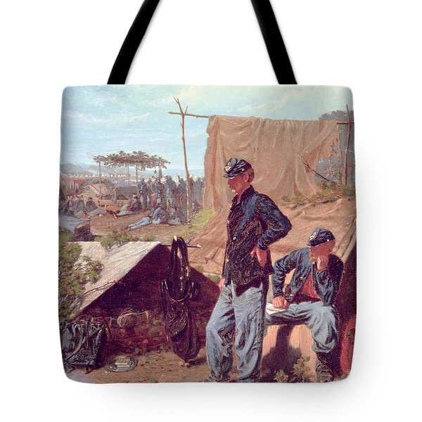 Home Sweet Home Tote Bag by Winslow Homer