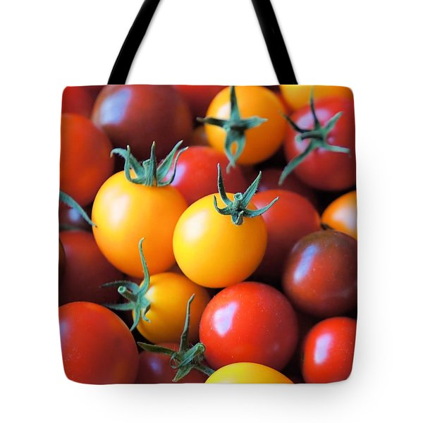 Homegrown Tote Bag by Jenny Hudson