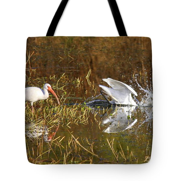 Hope You Got That Tote Bag by Carol Groenen