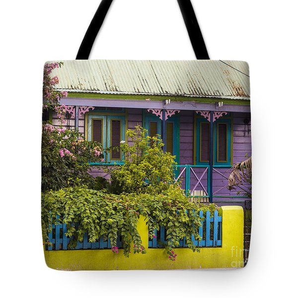 House Of Colors Tote Bag by Rene Triay Photography