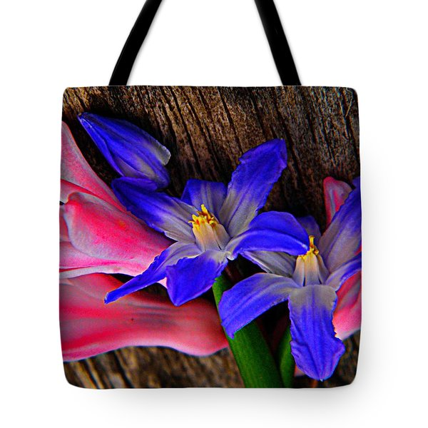 Hunt And Gather Tote Bag by Chris Berry