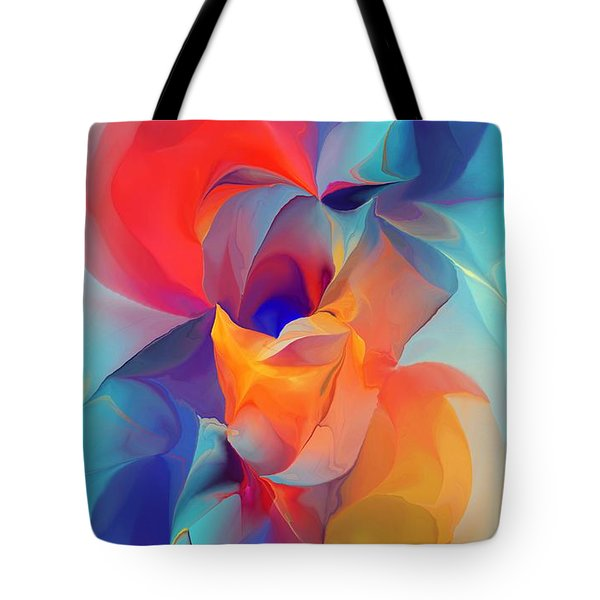 I Am So Glad Tote Bag by David Lane