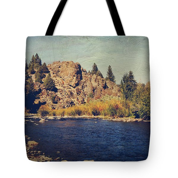 I Drift Away Tote Bag by Laurie Search