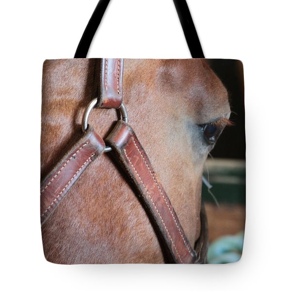 I Like Ike Tote Bag by Laddie Halupa