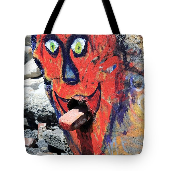 I Survived The Great Rapture . May 21 2011 Tote Bag by Wingsdomain Art and Photography