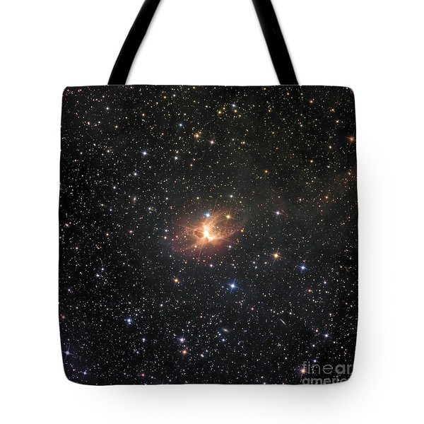 Ic 2220, Known As The Toby Jug Nebula Tote Bag by Don Goldman