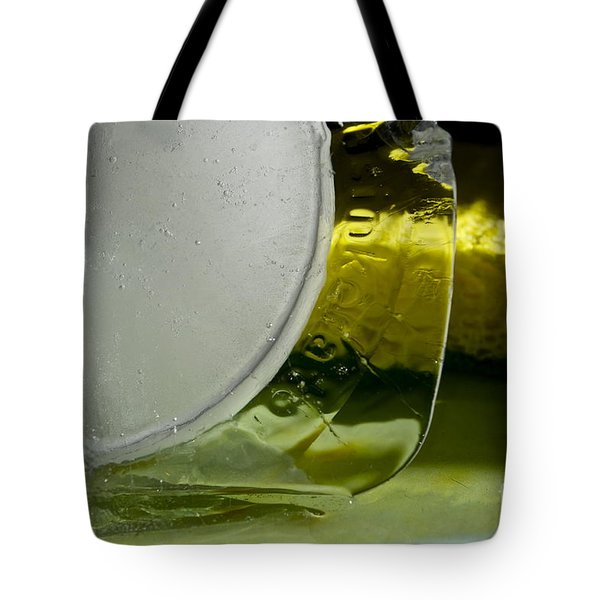 Ice Obsession One Tote Bag by Gwyn Newcombe
