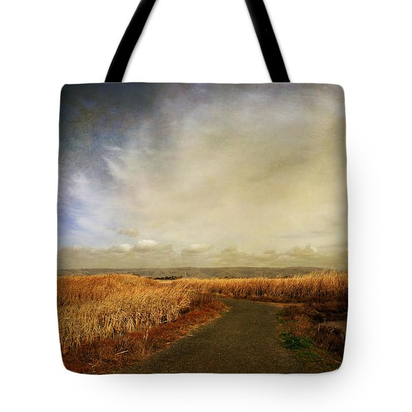 If I Could See Into The Future Tote Bag by Laurie Search