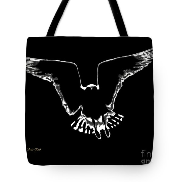 Illuminated Tote Bag by Dale   Ford