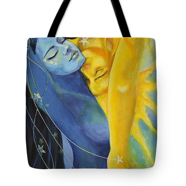 Ilusion from Impossible Love series Tote Bag by Dorina  Costras