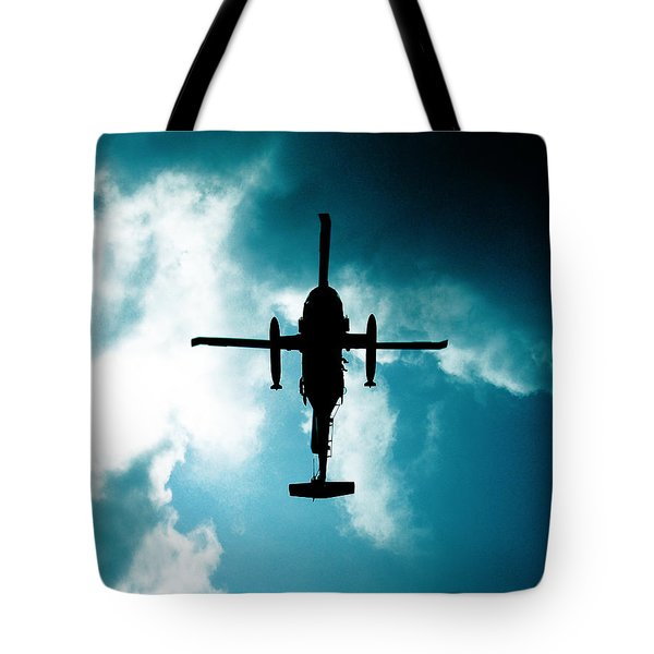 Impending Doom Tote Bag by Lj Lambert