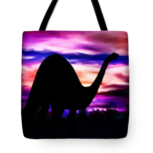 In A Land Long Ago Tote Bag by Maria Urso