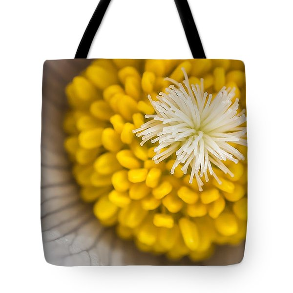 In Close Tote Bag by Mike Hendren