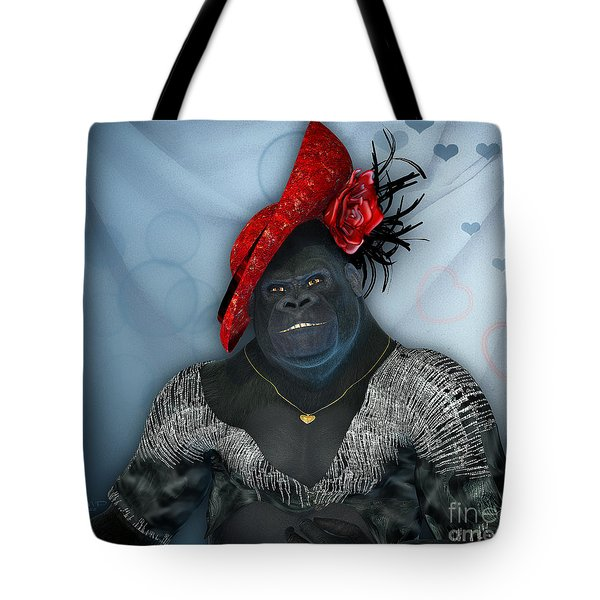 In Disguise Tote Bag by Jutta Maria Pusl